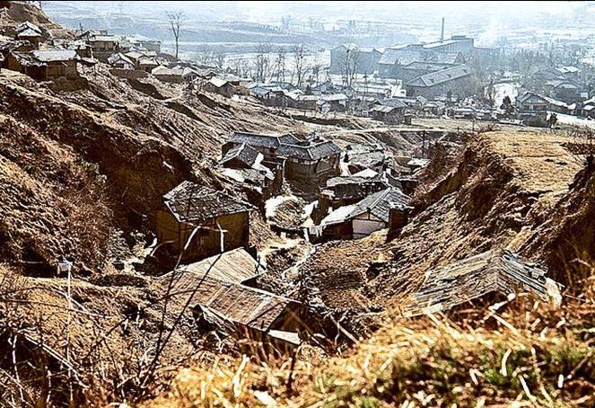 Korean war aftermath