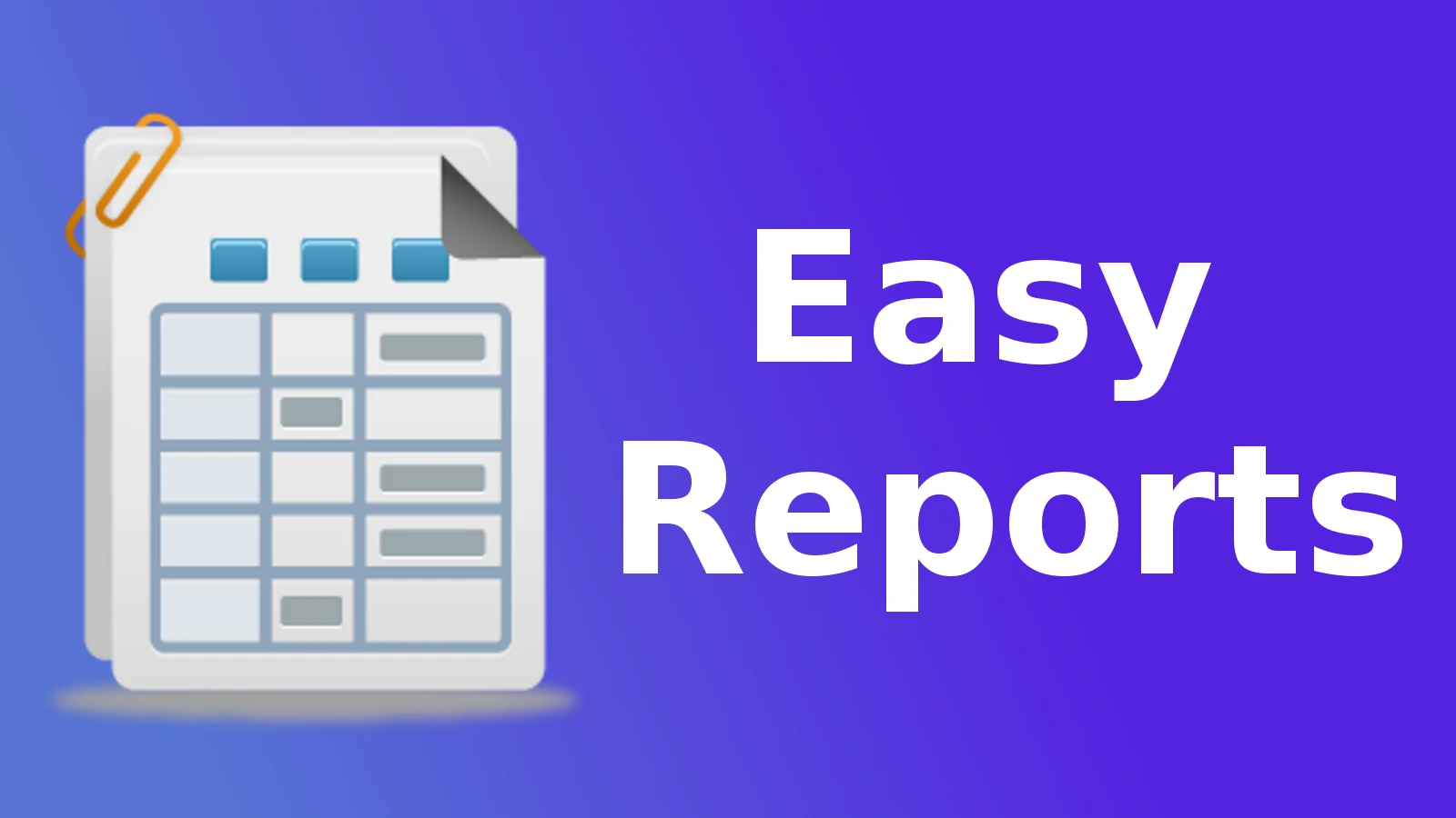 reports Shopify app