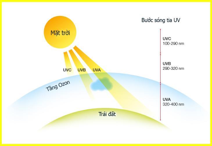 Tác hại của tia UV lên mắt, da quanh mắt, cách chọn kính mắt bảo vệ