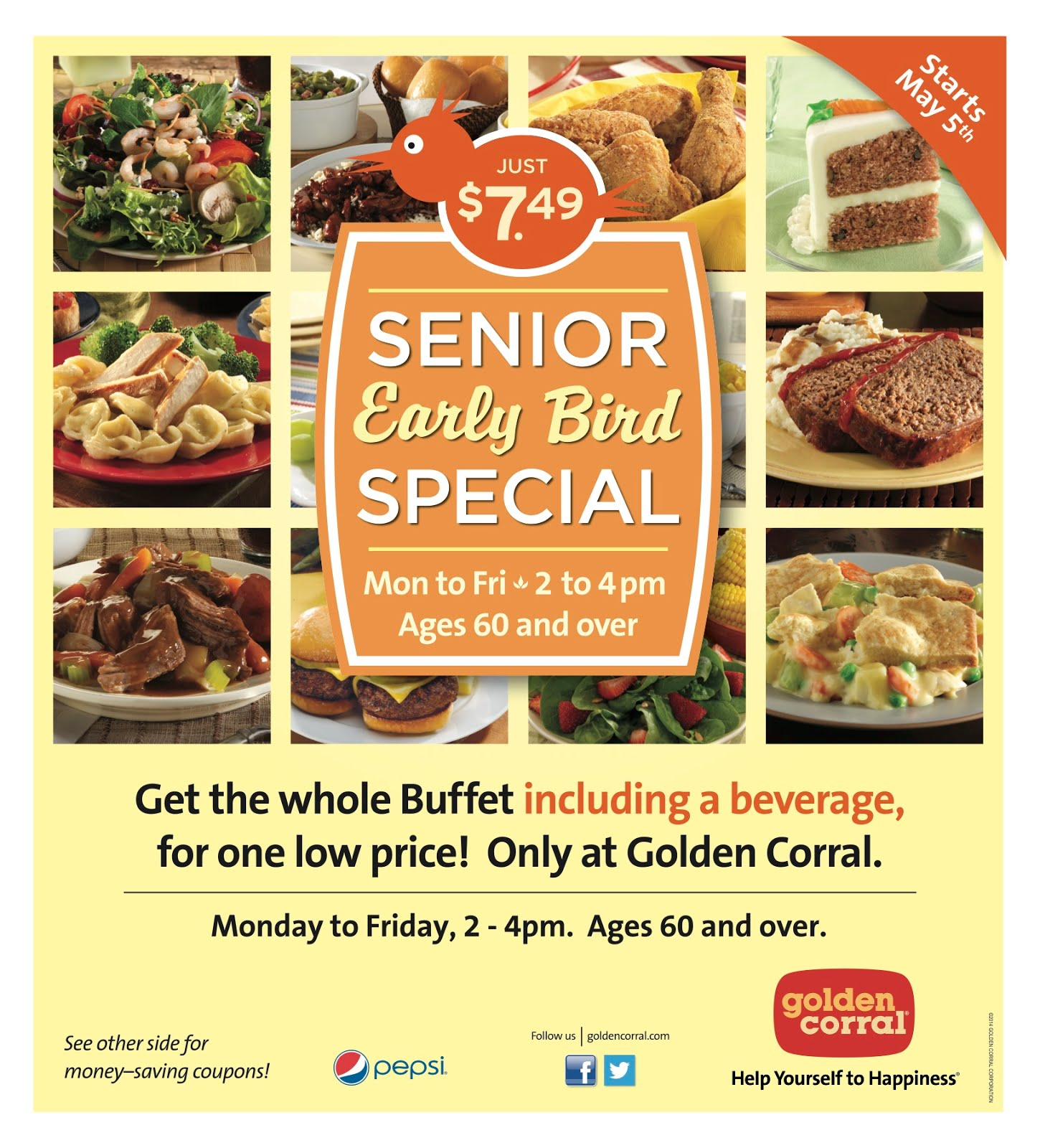 image regarding Golden Corral Printable Coupons called 1 cafe coupon codes golden corral / Usave motor vehicle condo coupon