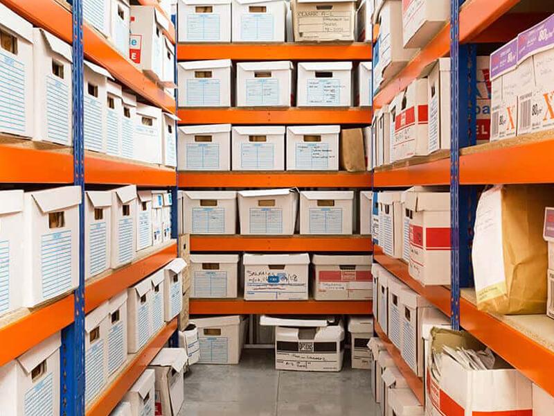 nguyên tắc lưu trữ tài liệu