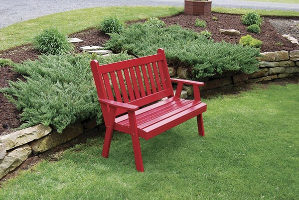 Garden Bench: These 50 Woodworking Projects That Sell Online will help you make some money.