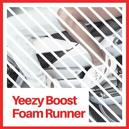 Yeezy Boost Foam Runner by 52kings on Amazon Music - Amazon.com