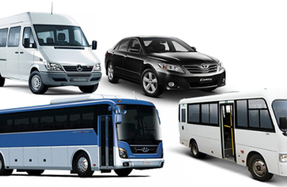 Những cam kết về chất lượng xe tại thuê xe Huỳnh Gia