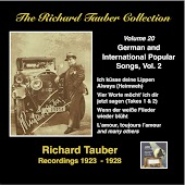 The Richard Tauber Collection: German & International Popular Songs, Vol 2 (Recordings 1923 - 1938)