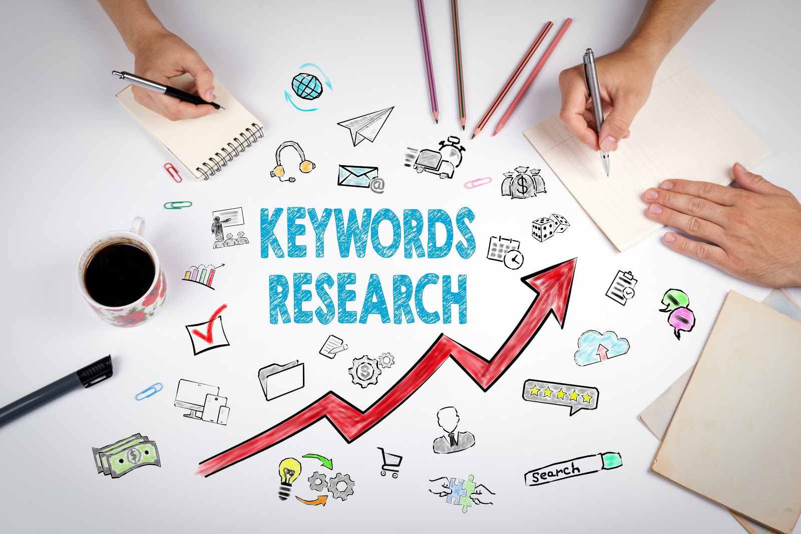 Keyword research is time consuming, but is worth every second of your time spent on it.