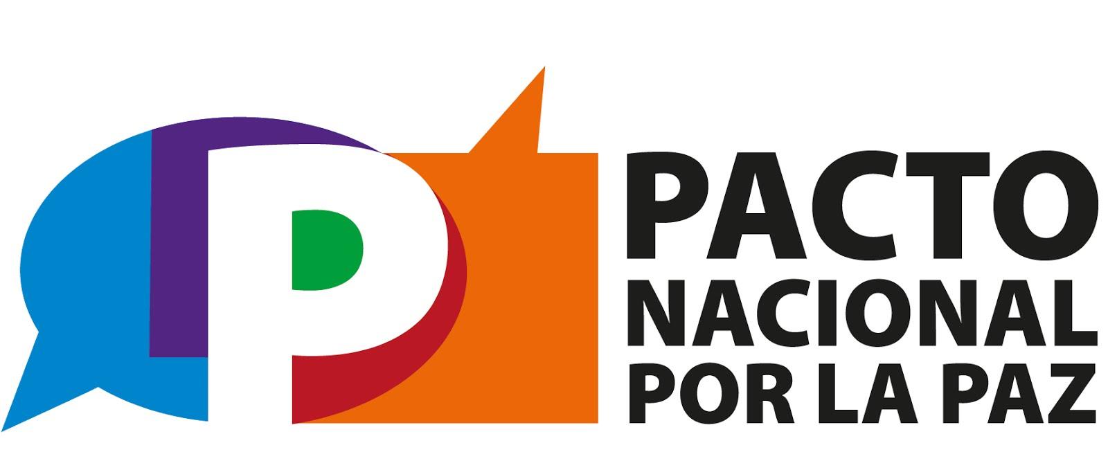 Comunicado Pacto Nacional por la Paz