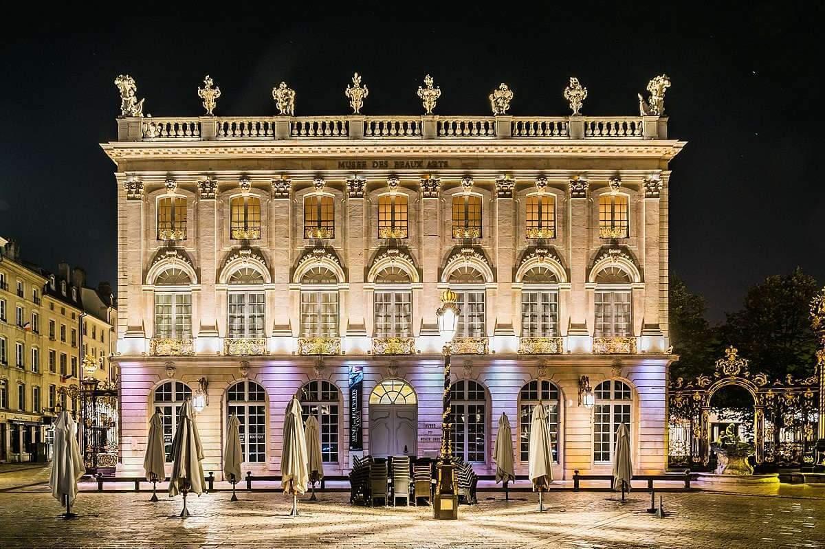 Musée des Beaux-Arts Nancy