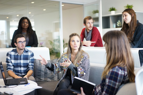 5 Secrets To Happier Employees In The Workplace