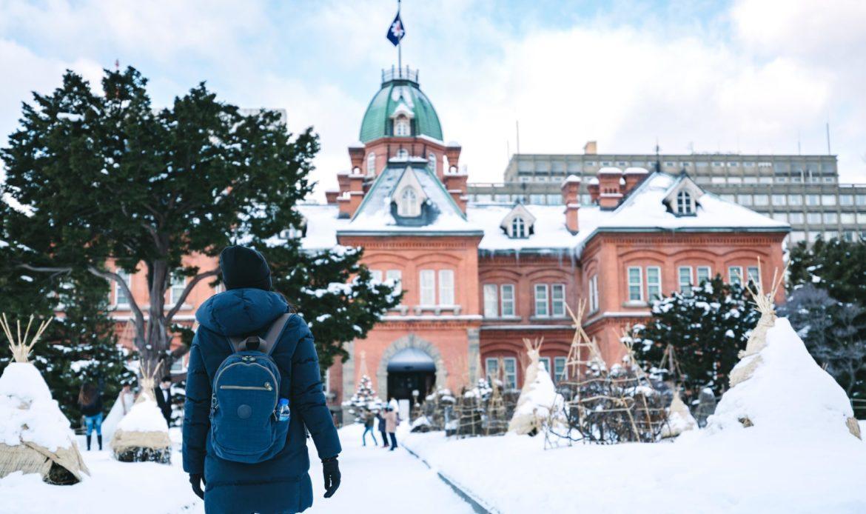 熱門父母旅行地點北海道