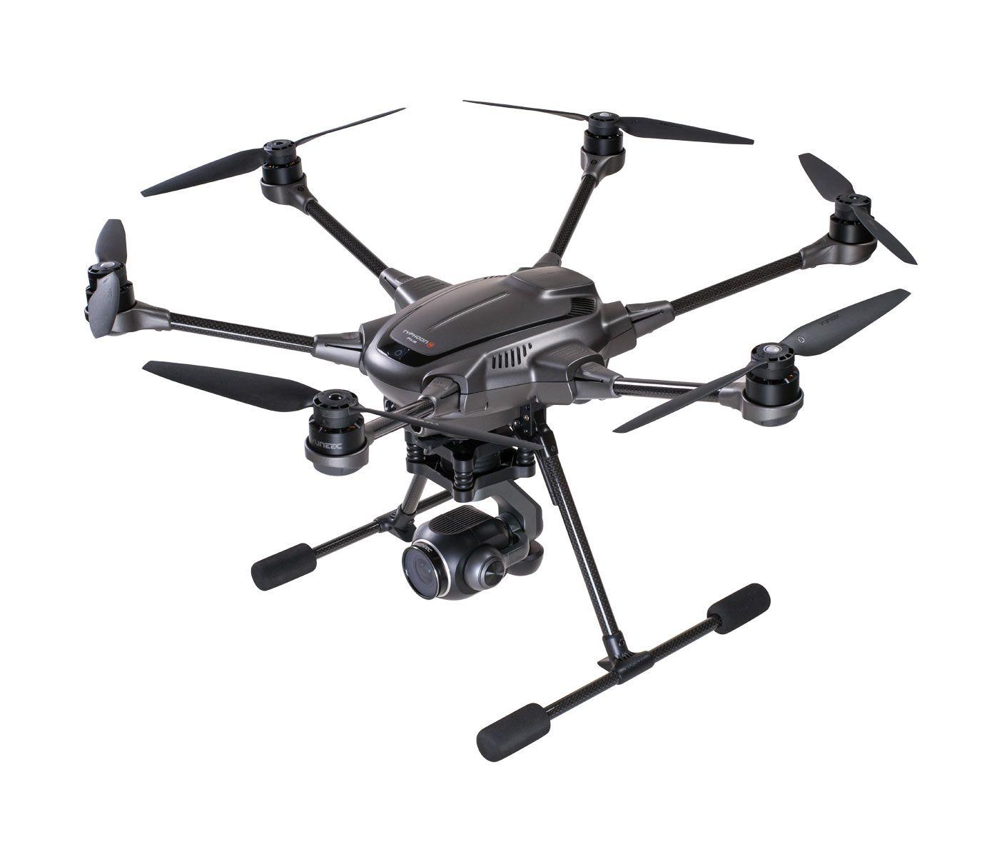Yuneec Typhoon H Plus | Best Drones for photogrammetry
