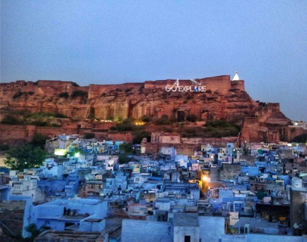 Jodhpur Rajasthan - Solo Travel in India