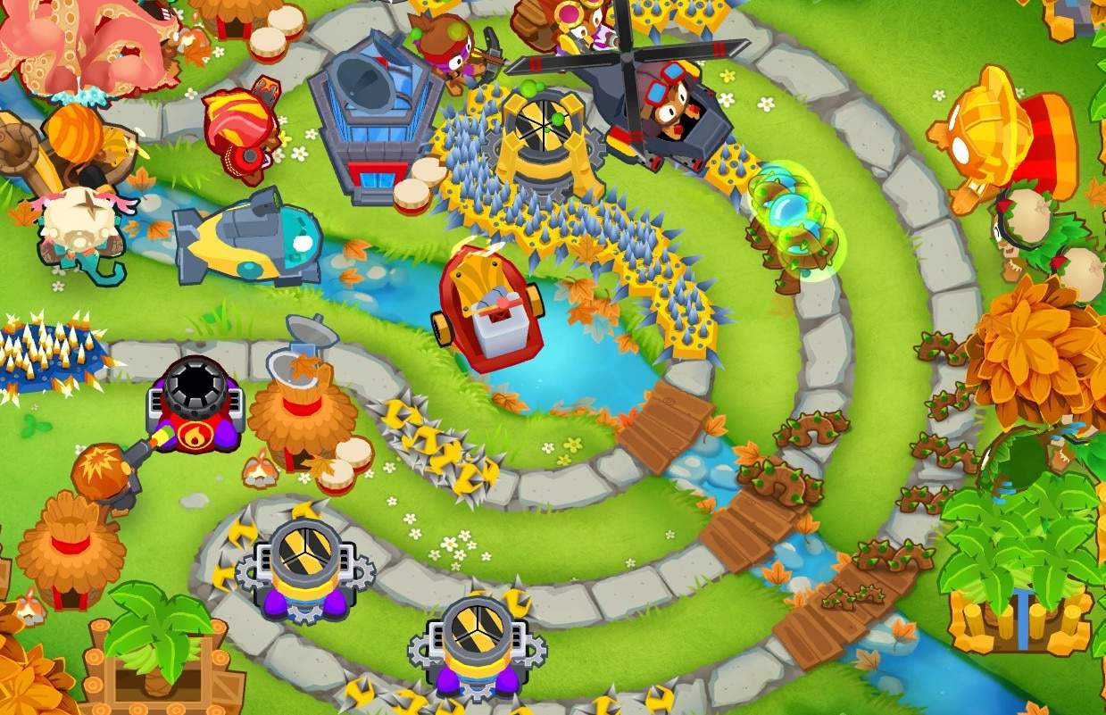bloons tower