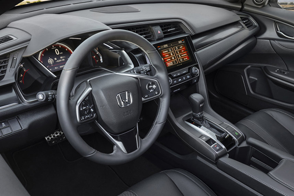 2020-Honda-Civic-Dashboard