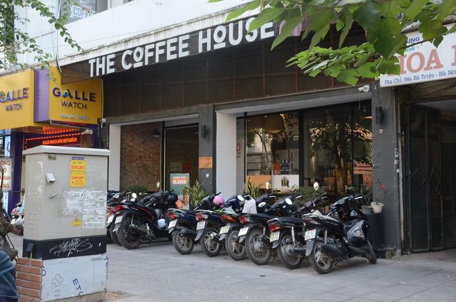 Các quán café nên đầu tư dịch vụ giữ xe chuyên nghiệp
