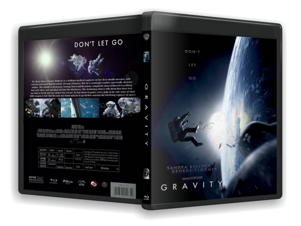 Gravity (2013) Sci-Fi Bdrip.m-1080p.Dual..subs forzados Castellano