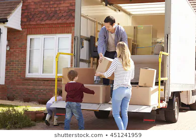 Moving Big Furniture and Fixtures to a New Home