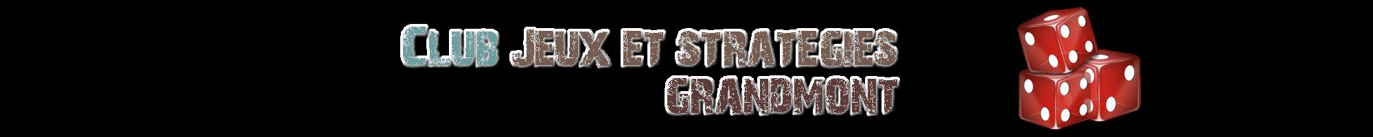 Club Jeux et Stratégie 2017-2018
