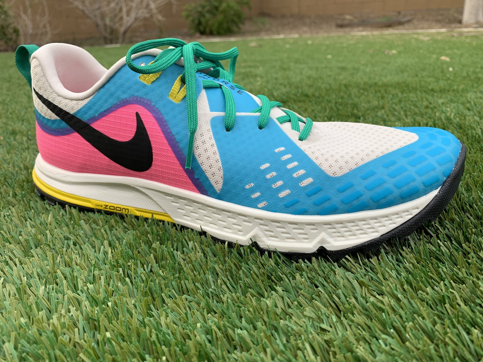 edd74f5c6d067 Road Trail Run  Nike Air Zoom Wildhorse 5 Review - Finally a new ...