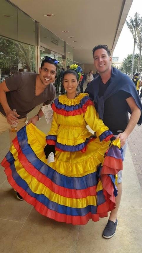 אנשי קולומביה