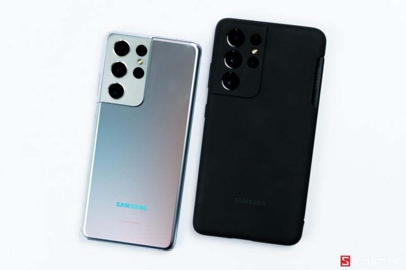 The best case for Samsung Galaxy S21 Ultra in 2021 12