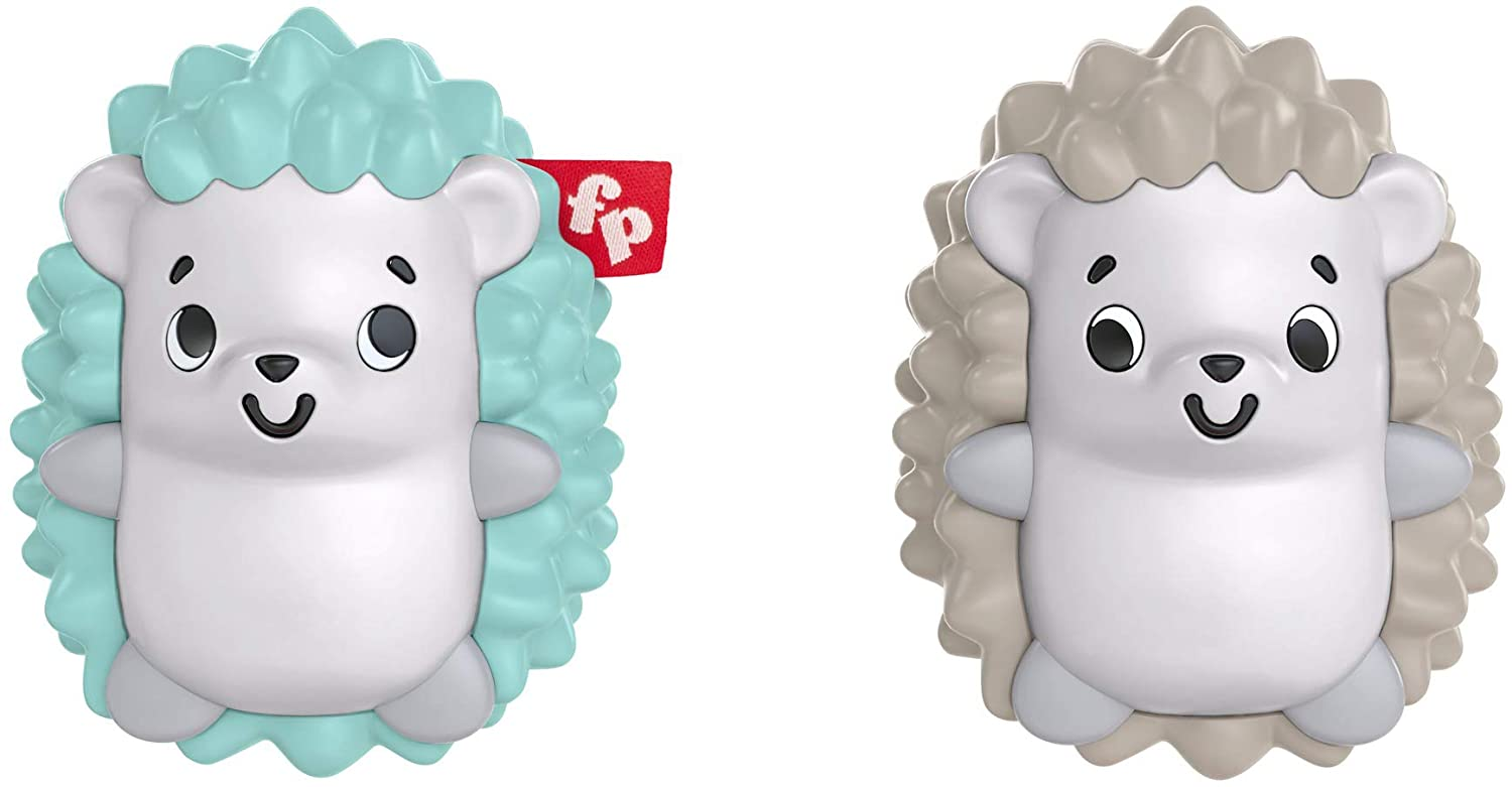 Fisher-Price Hedgehog Shaker Twins