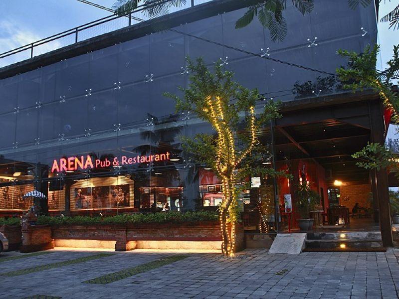 Hasil gambar untuk arena pub and restaurant