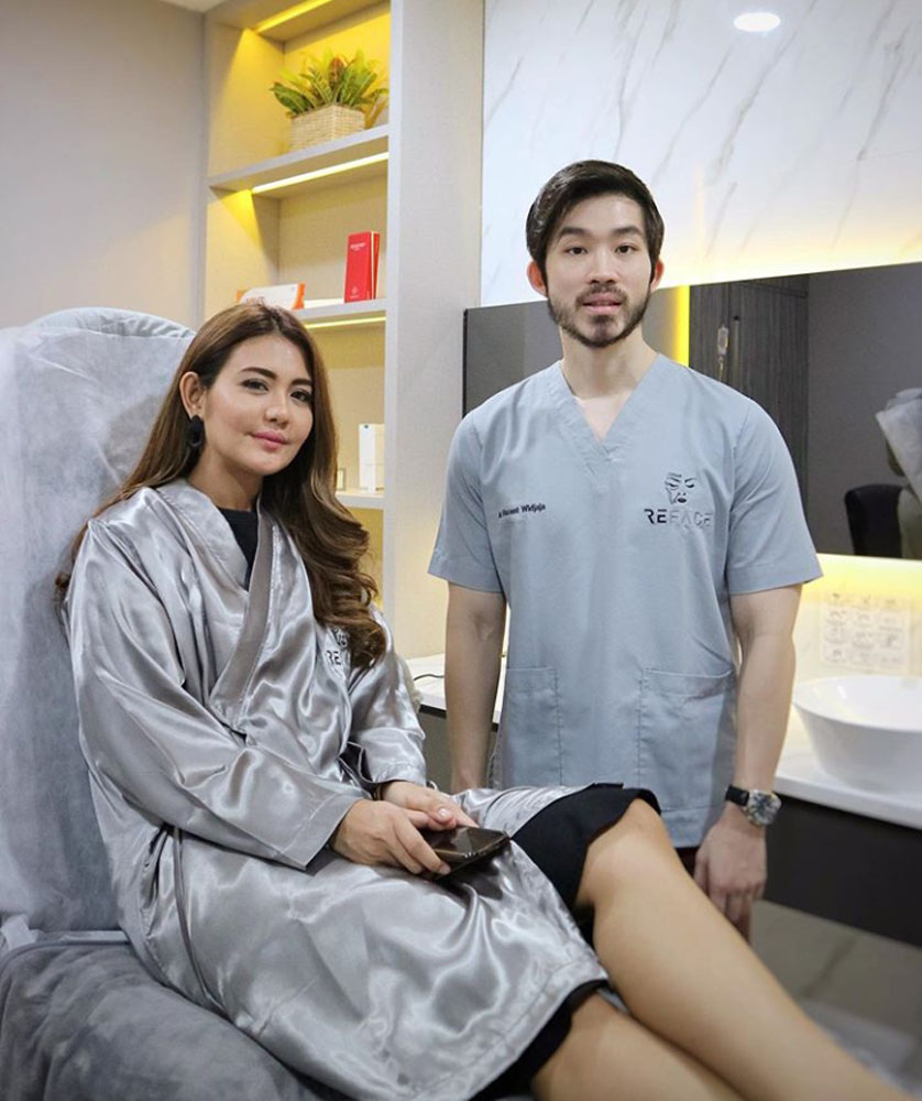 reface beauty aesthetic clinic jakarta