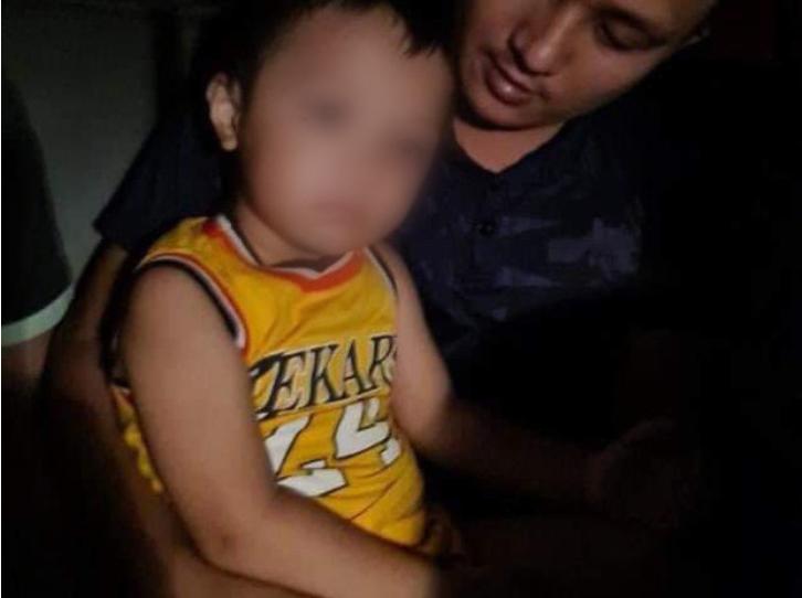 Tìm được em bé mất tích ở Bắc Ninh, nghi phạm là một người phụ nữ - Ảnh 1