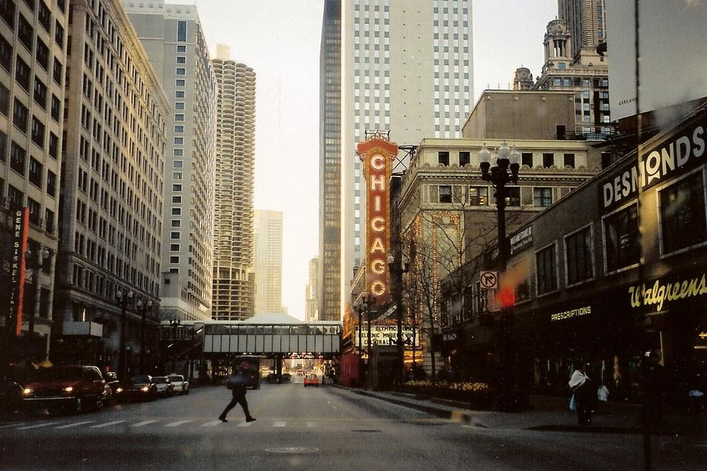 Chicago Theatre, Downtown Chicago, Illinois | The Chicago Th… | Flickr