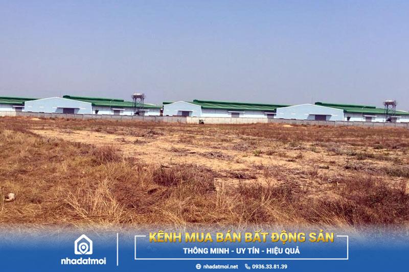 bán đất khu công nghiệp Khánh Phú
