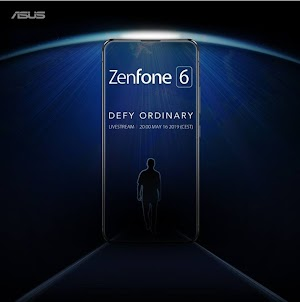 ASUS zenfone 6 is ready for Flipkart launch on 16th May.