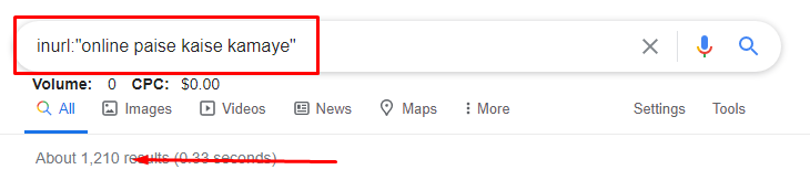 Google dorks kaise use kare