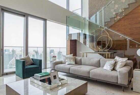 Duplex penthouses for rent in Dubai. Explore the finest penthouses in Dubai  for rent with prime locations and t… | Penthouse for sale, Apartments in  dubai