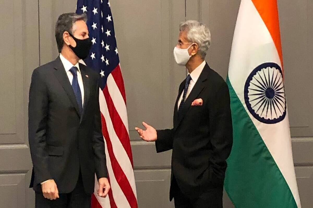 EAM S Jaishankar heads to the US; Vaccines and other bilateral issues on  the agenda - The Financial Express