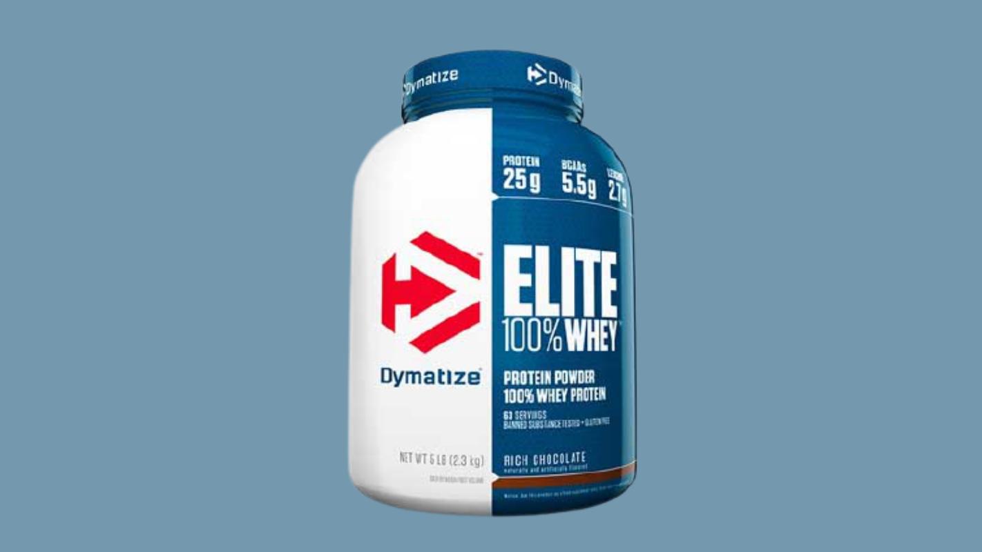 6. Dymatize Elite Whey Protein 5lb