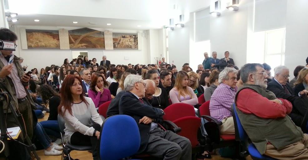 L'aula Volpi dellUniversità Roma 3