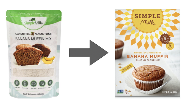 How the right packaging can be a $200 Million Decision  Simple Mills Branding and Packaging Design by Hatch Design SF