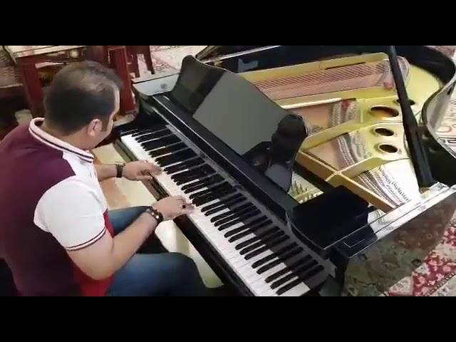 دوست دارم آهنگساز و پیانو احسان نیک