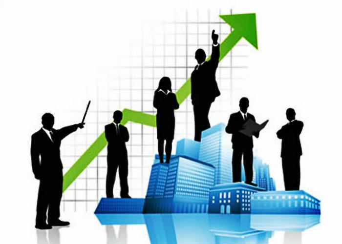Empresários e índices  financeiros