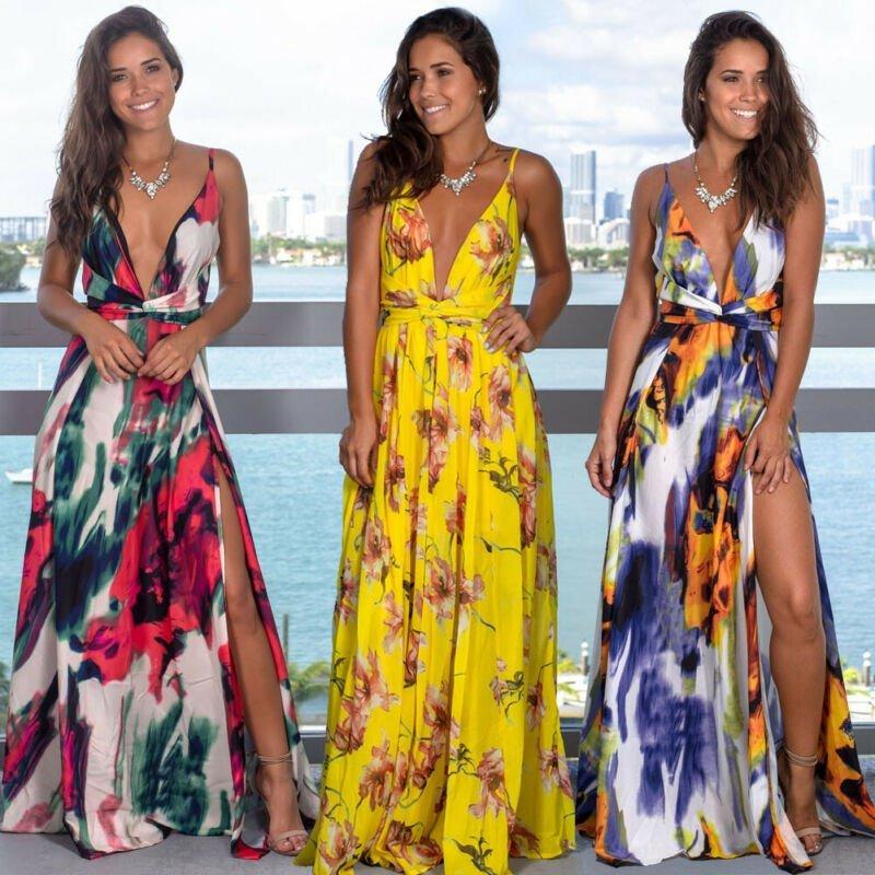 Beach formal wedding attire for women