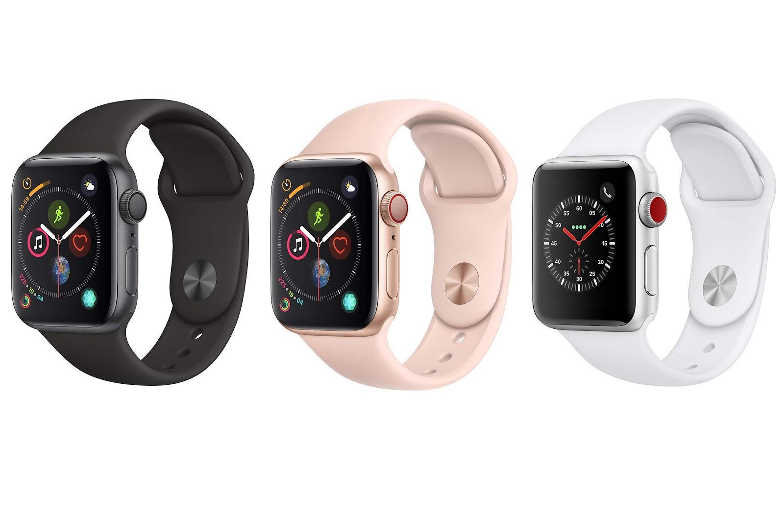 Thay mặt kính Apple Watch Series 3 Uy tín - Chất lượng
