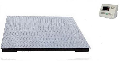 Cân sàn điện tử dành cho đồ vật khối lượng lớn