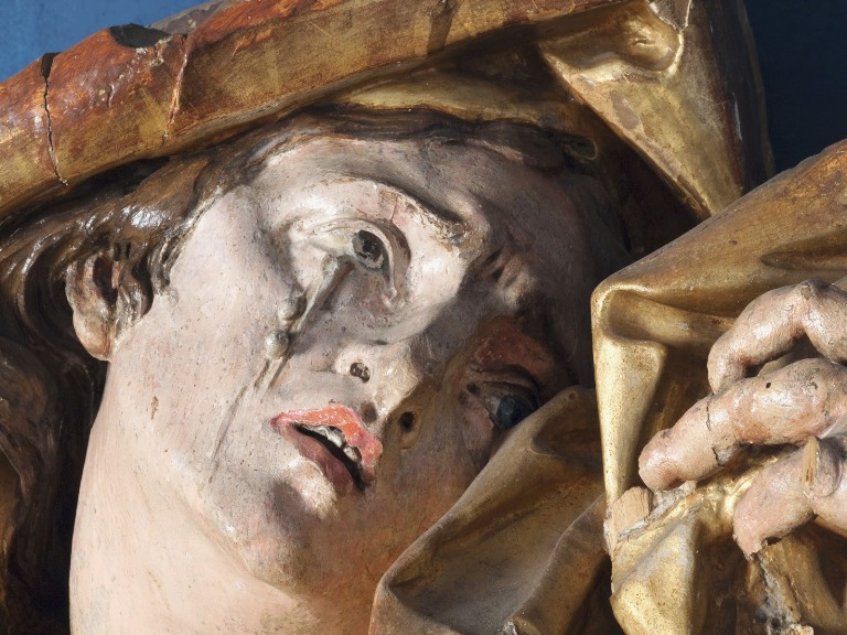 скульптура Пінзеля