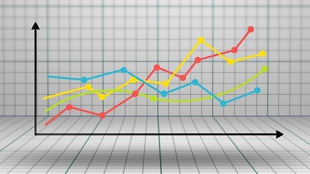 Gráfico, Diagrama, El Crecimiento