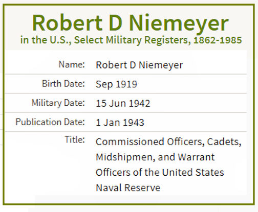 Robert D Niemeyer 1942 Register.jpg