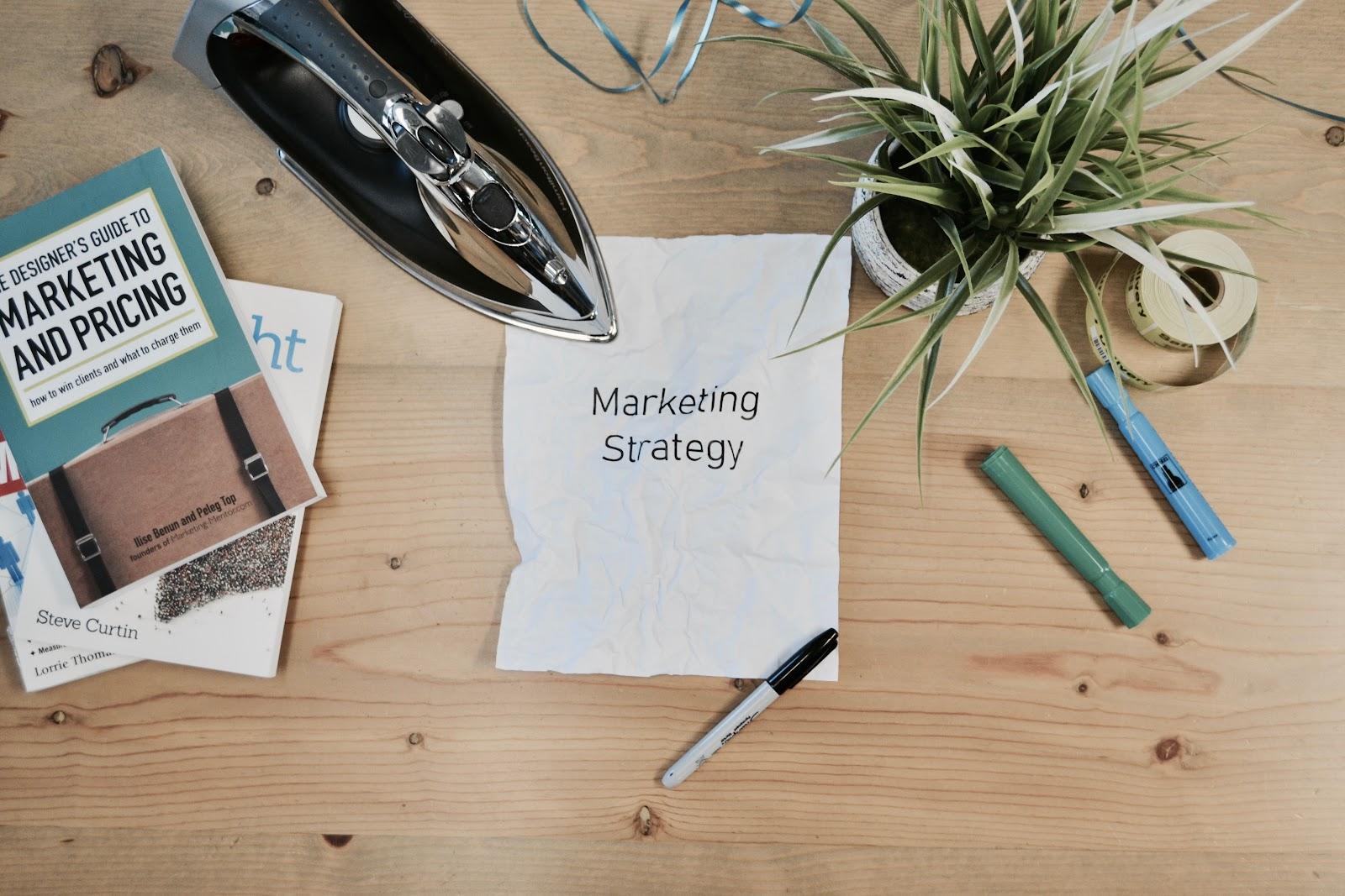 print on demand market strategy
