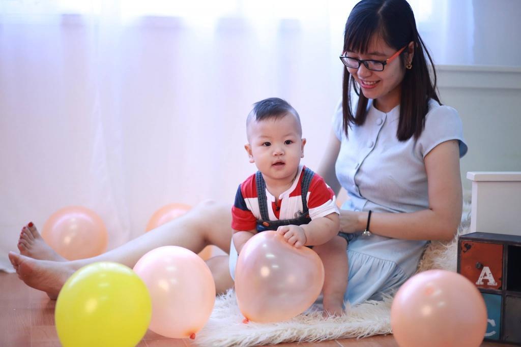 Kết quả hình ảnh cho mẹ bỉm sữa kinh doanh online