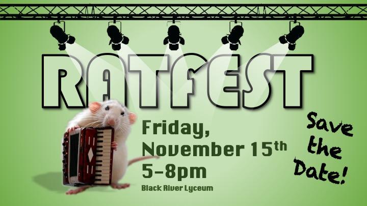 Ratfest Poster