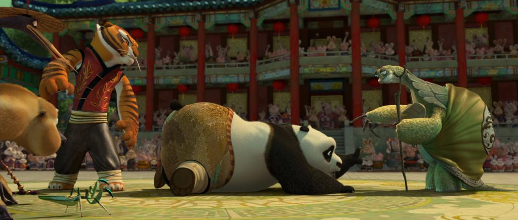 4. Kung Fu Panda 04